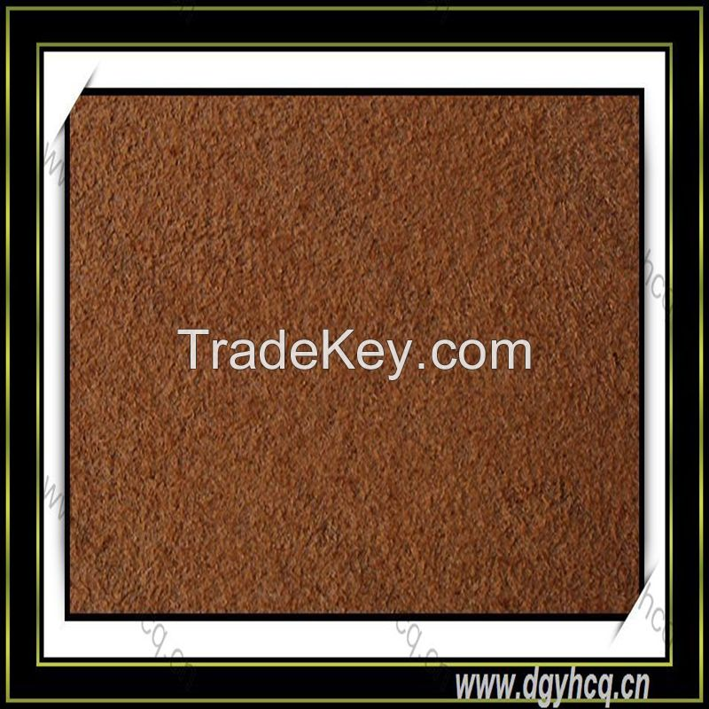 high quality wear-resistence elastic nubuck suede leather