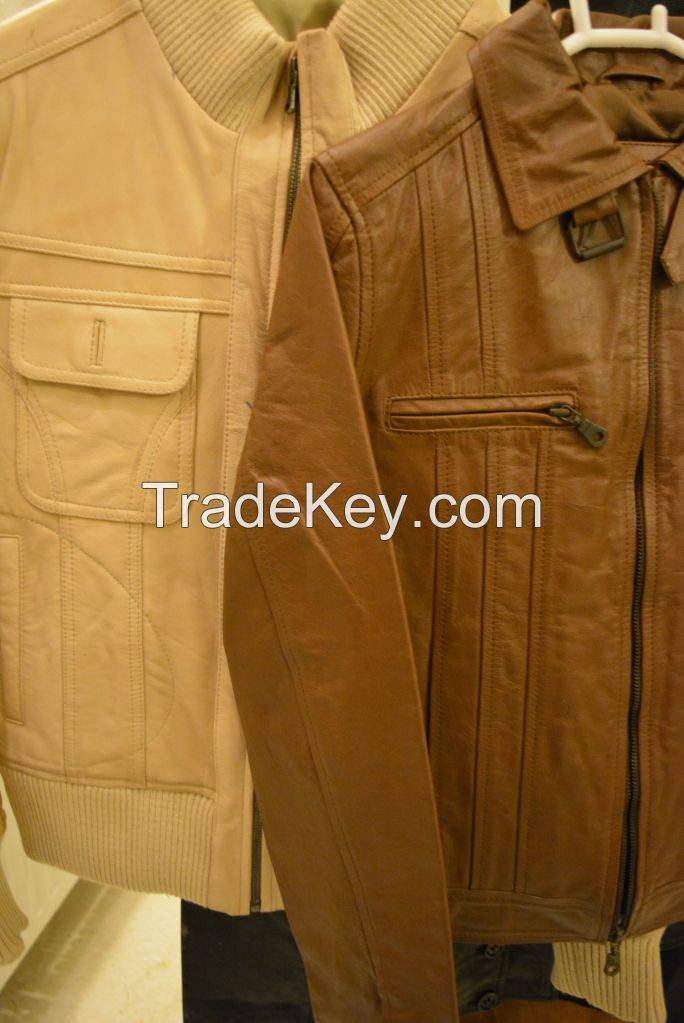 leather jackets for mens & women