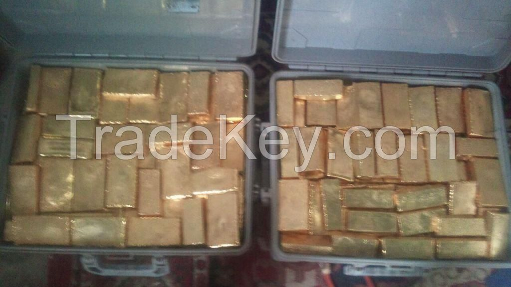 AU GOLD BARS SELL OFFER