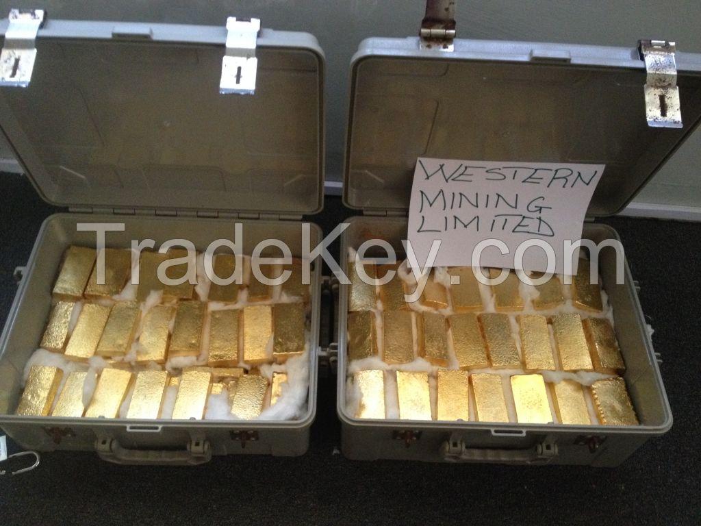 Gold Bars Sales Offer