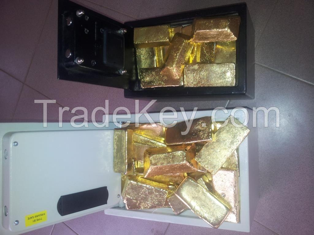 Gold Bars Sell Offer