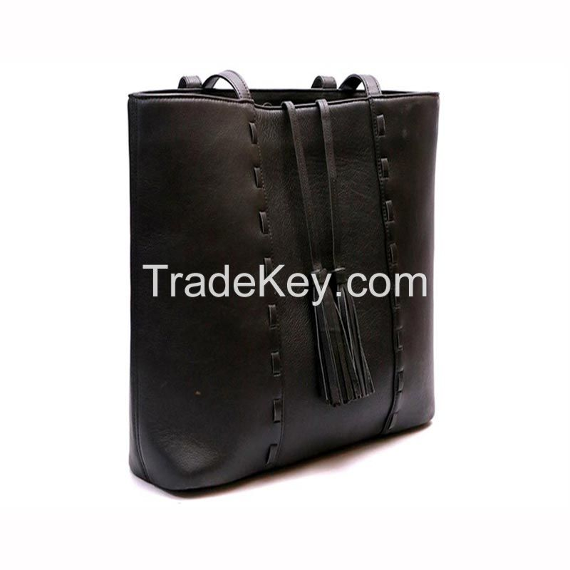 Genuine Cow Leather Hand Bag