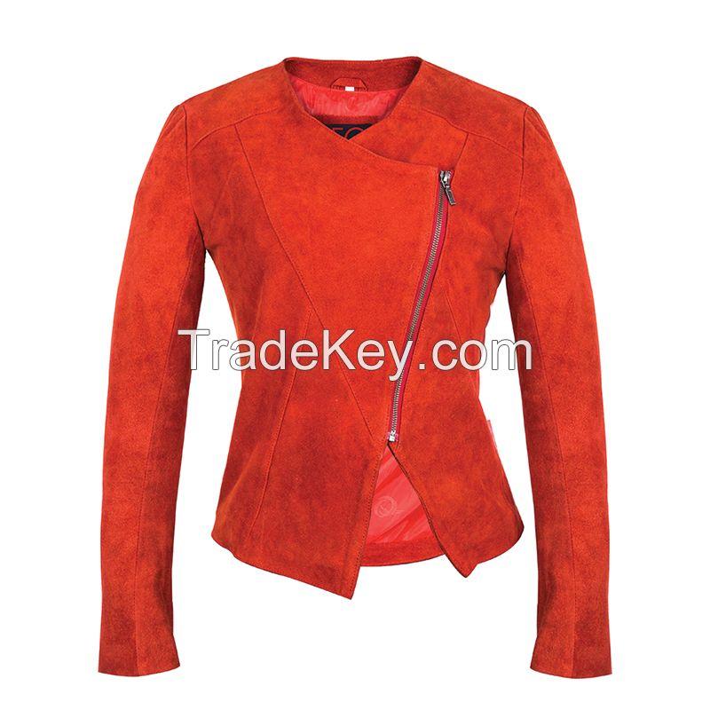 Genuine Cow Leather Jacket