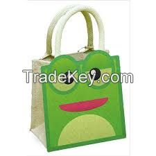 New style animation promotion jute bags vietnam