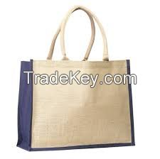 New design vietnam jute bags with base and gusset