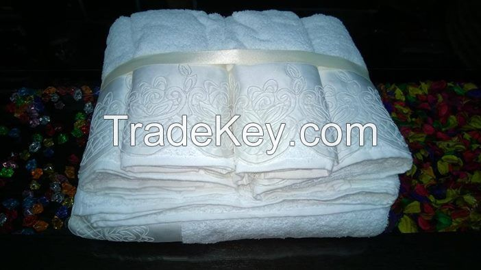 650 GSM Egyptian Cotton Terry Towels