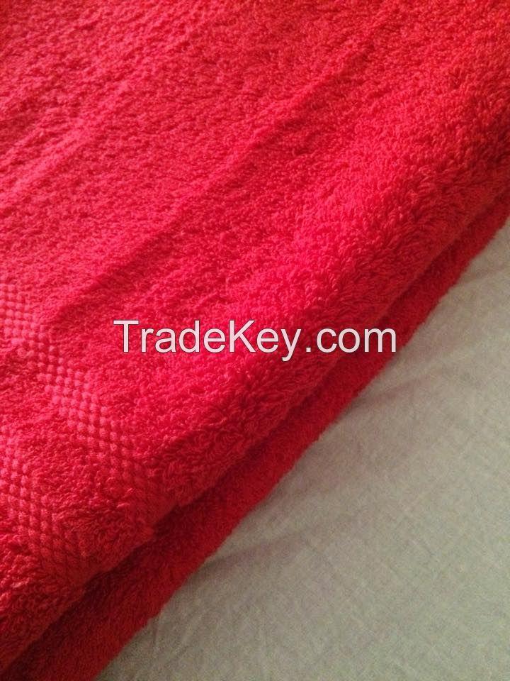 Egyptian Cotton 50x70 Terry Towel