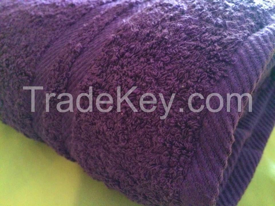 Egyptian Cotton 70x140 Terry Towel