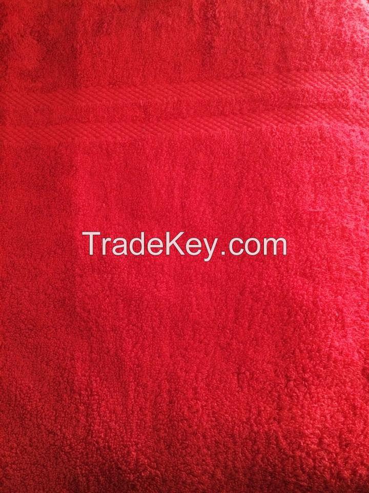 Egyptian Cotton 50x100 Terry Towel