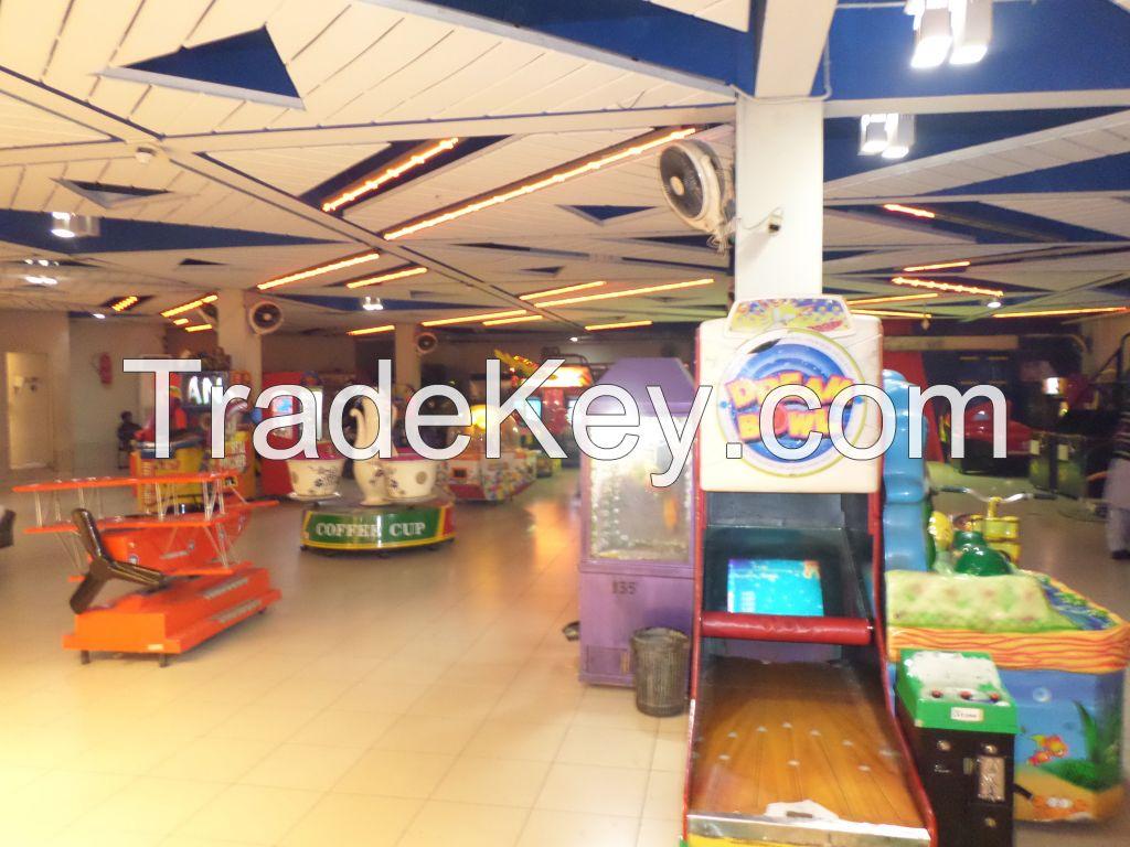Sindbad's Wonderland Kiddie Rides & Arcade Games