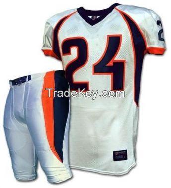 Custom Printed Football Uniforms , custom Football jerseys , youth Football jerseys , men Footbaal jersey