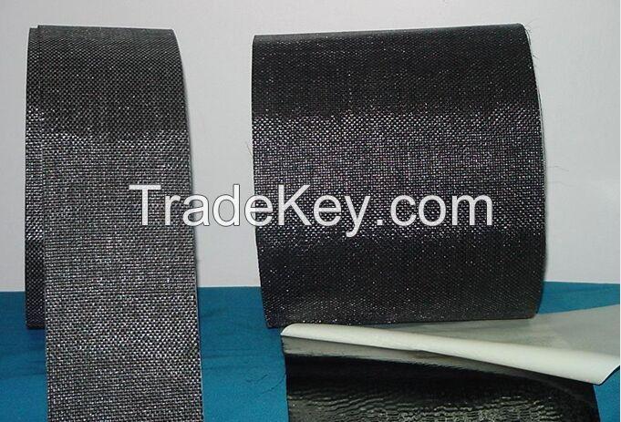 Heavy Duty Pipeline Bitumen Butyl Adhesive Tape
