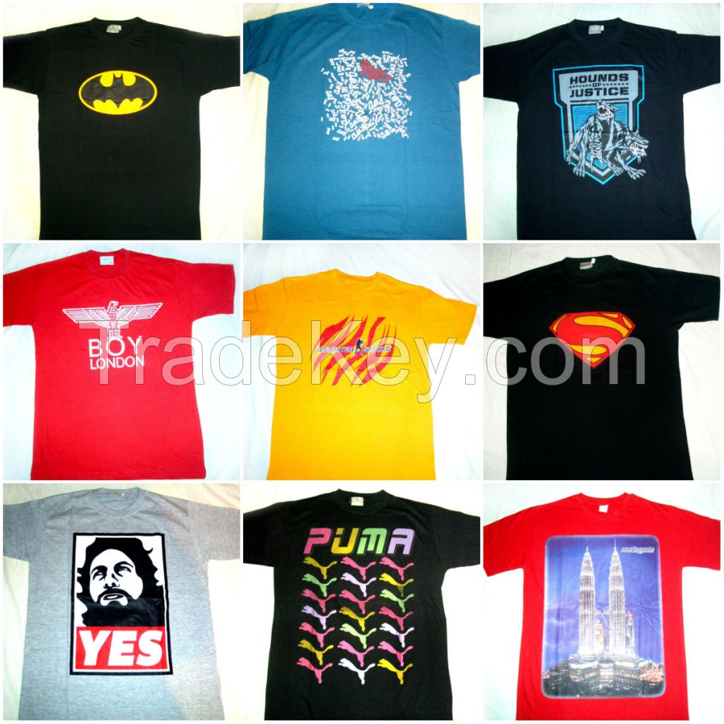 Branded Printed T-Shirts For Men
