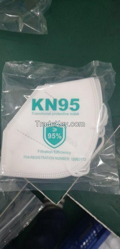Sell KN95 Face Masks