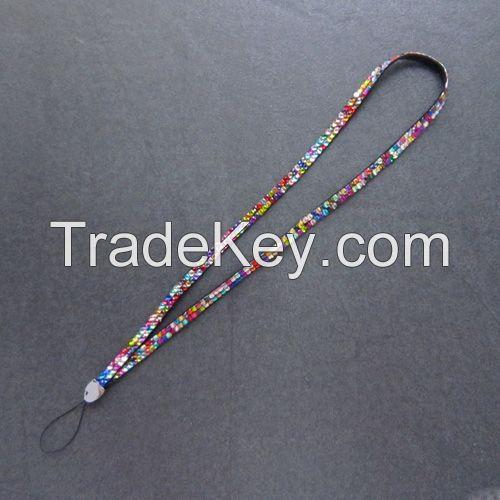 Plastic Lanyard  Badge Holder Pendants