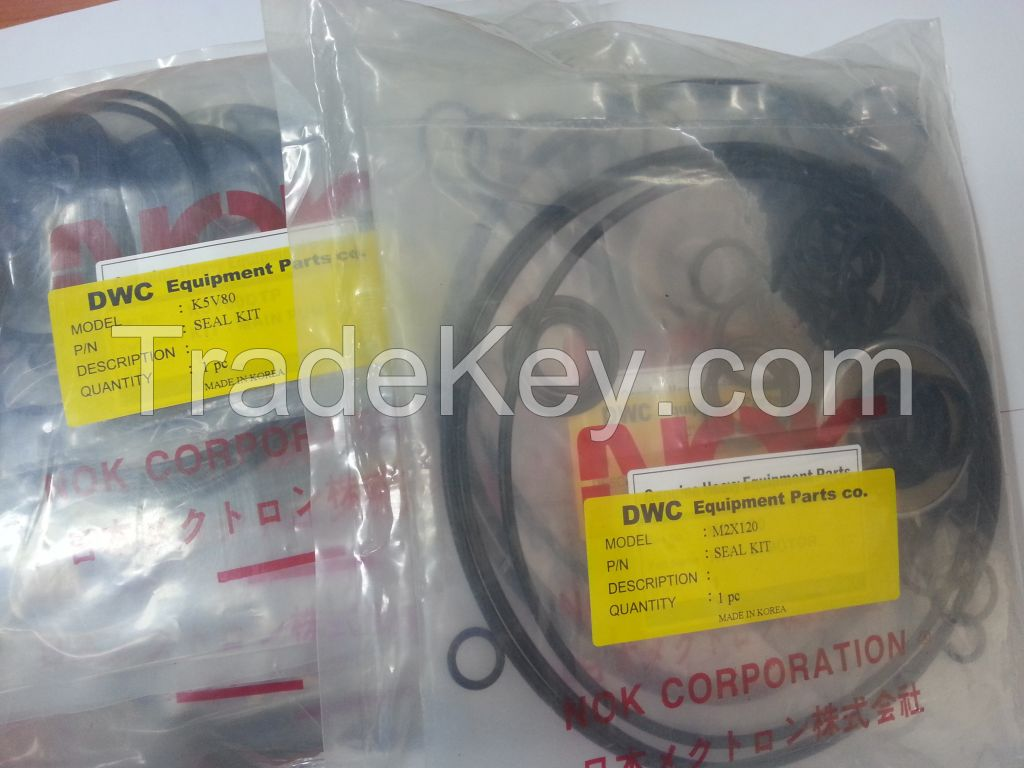 selling seal kit for heavy construction equipment parts