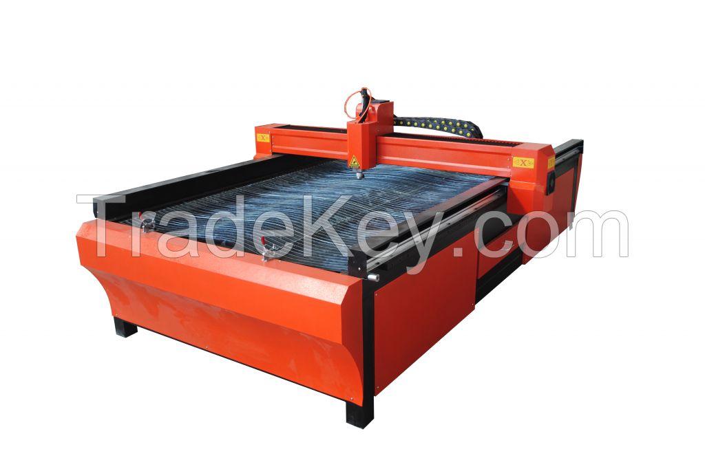 Cut 5-22mm carbon steel plasma cutting machine, metal CNC Industry 1325
