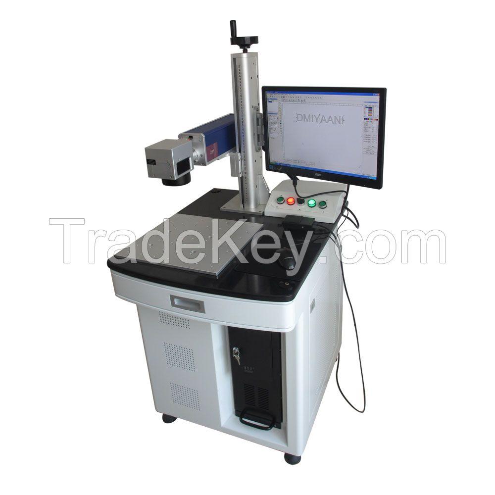 High speed fiber metal engraving machines, 10W, 20W, 30W