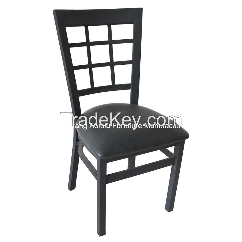Metal Restaurant Dining Chair (ALL-72)