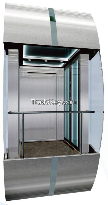 Delfar energy-saving observation elevator