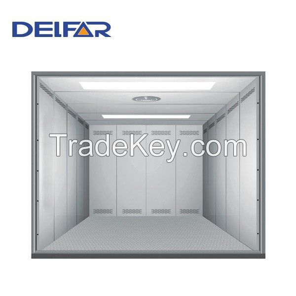 Delfar freight elevator with good quality