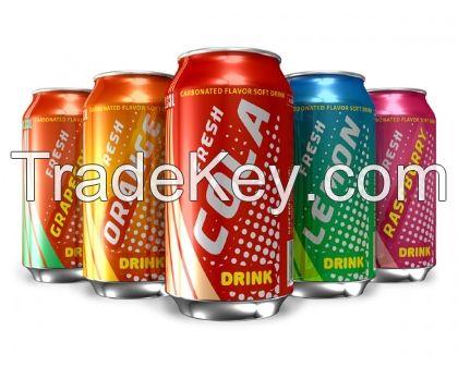 Carbonate drinks