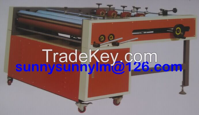 high-precision and multiduty laminitor( Automatic cutting paper)