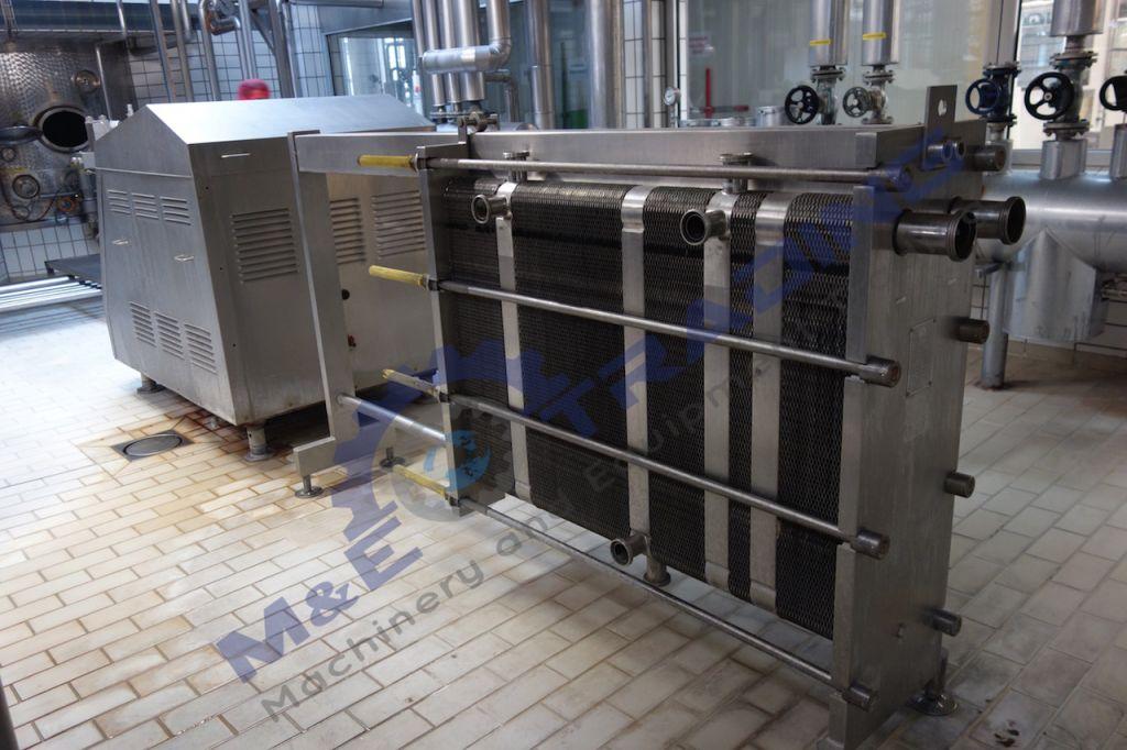 Used Plate Heat exchanger GEA Westfalia