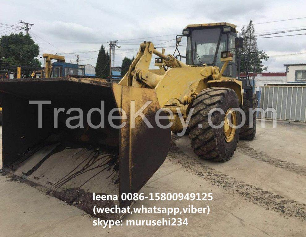 cheap komatsu 470 wheel front loaders