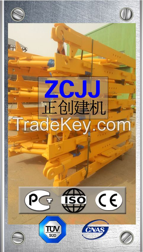 Sell 8Ton of tower crane TC6016