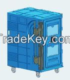 Power-free portable container(GLC)