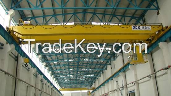 Lightweight and automation style electric hoist bridge crane