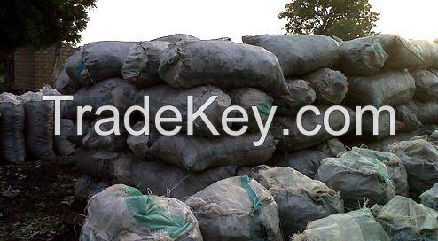 Hardwood and Softwood Charcoal