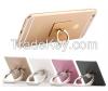 Universal tablet finger ring holder, phone stand tablet pc holder, metal ring kickstand