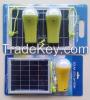 3W LED Flashlight Solar Torch