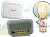 High speed Kasda 3 in 1 wireless ADSL modem router
