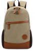 wholesale retro canvas backpack
