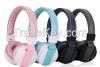 stereo Wireless Bluetooth V3.0 earphone bluetooth headband headphone for mobile phone
