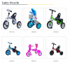 2016 China Factory direct selling new model children tricycle / kids tricycle
