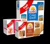 crisp bread, rice cakes