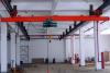 5 ton single girder overhead travelling crane
