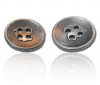 4 Hole Zinc Alloy Sweing Button for Jeans and Bag