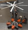 Kale Stand Fan