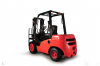 REDDOT 2.5ton diesel forklift truck with Chinese & Japanese engine