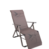 Teslin cloth loungers 2525 square leg