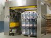 Semi automatically 5 gallon bottle palletizer