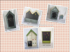 Hot Sale High Quality Competitive House Shape of Memo Board Wall Handing Decoration