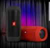 Portable speakers: USB charging port, passive radiators, splash proof