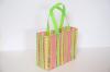 Multicolor beach bag by CARAVAN SERAIL