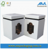 Glossy lamination printing paper type box supplier in China